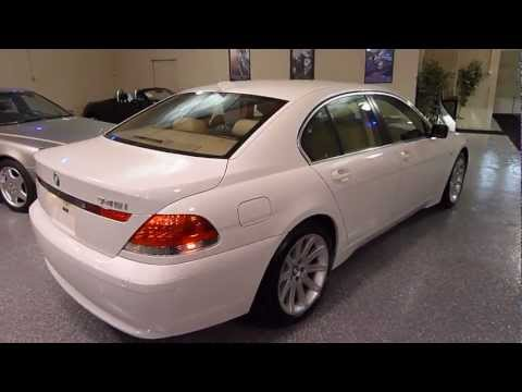 2004 BMW 745i 4dr Sedan SOLD (#2218)