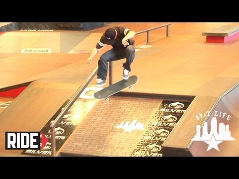 Ronnie Creager Raw Footage Tampa Pro 2012 - SPoT Life Event Check