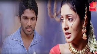 Telugu Best Movie Climax Scene | Allu Arjun | Telugu Movie Scenes | Show Time Videos