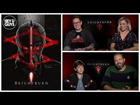 Brightburn -Elizabeth Banks, James Gunn, David Denman On The Horror / Superhero Mashup