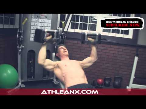 Home Chest Workout Tip - The