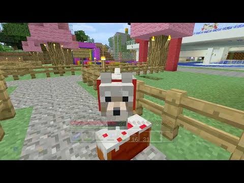 Minecraft Xbox - Mouse Trap [181]