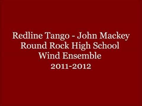 Redline Tango - John Mackey