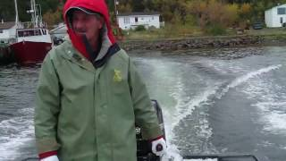 Cod Jigging in Newfoundland
