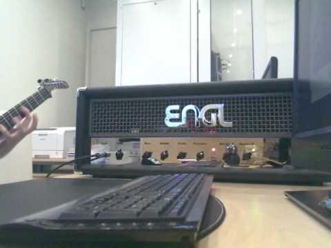 Engl Fireball Demo - Part 3 (Metal)