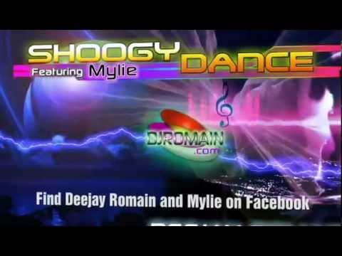 New Dancefloor Electro Hit - Shoogy Dance - Mylie - april 2011 - Deejay Romain - nouveauté musique