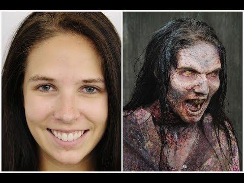 Как делают зомби в сериале Ходячие мертвецы Это интересно!
