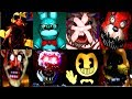 150 JUMPSCARES!! | World of Jumpscares 11 | FNAF & Fangame