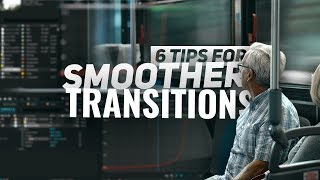 6 Tips for SMOOTHER TRANSITIONS - Adobe After Effects Tutorial