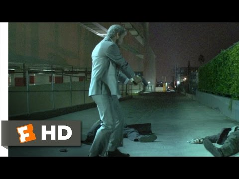 Collateral (4/9) Movie CLIP - That My Briefcase? (2004) HD