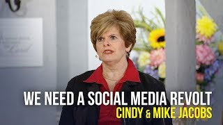 We Need A Social Media Revolt  - Cindy Jacobs on The Jim Bakker Show