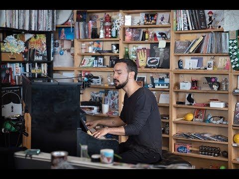 Gabriel Garzón-Montano: NPR Music Tiny Desk Concert