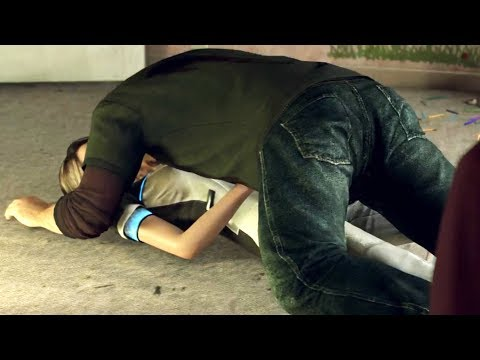 Kara Kills Todd and Escapes With Alice - Detroit: Become Human
