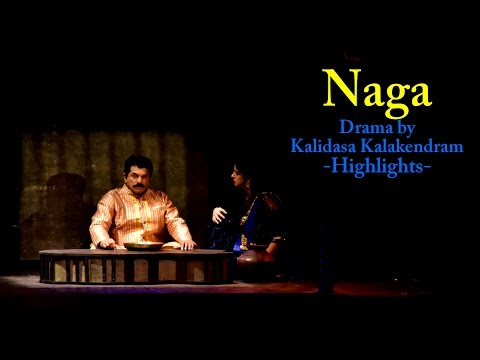 Mukesh And Wife Methil Devika Perform At 'Naga' Drama - Highlights thumbnail