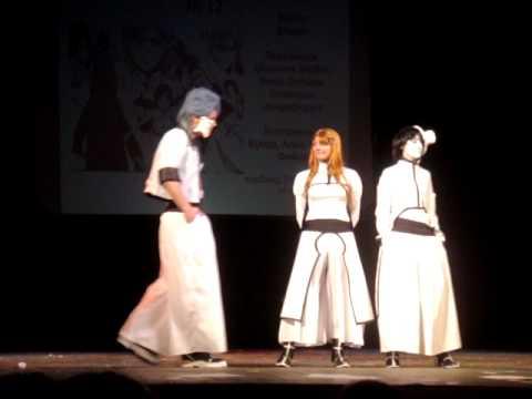 Bleach   Ulquiorra Shiffer, Inoue Orihime, Grimmjow Jeagerjaques; Division 9 и Три четверти   Kyuzo, Anna Yuma, Фейко Ичихару 2009