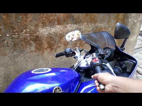 Yamaha R15 V2.0 With Leo Vince Exhaust