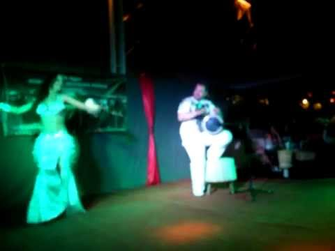 Belly Dance Performance Yana Dance and Chronis Taxidis
