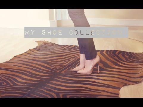 Моя коллекция обуви/ My shoe collection