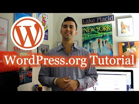 How To Make a WordPress Blog (WordPress.org Tutorial)