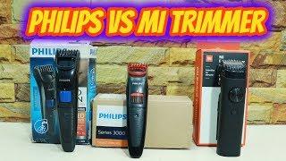 Mi Beard Trimmer Review | Philips vs Mi Trimmer? | Best Budget Trimmer