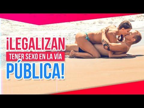 ¡Legalizan tener sexo en la vía pública en Guadalajara! | Noticias con Yuriria Sierra
