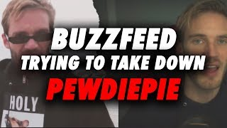 Buzzfeed is Trying to Take Down PewdiePie