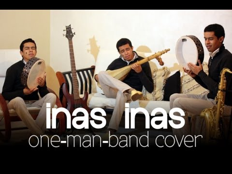 Inas Inas (One-man-band Cover) | Ayoub El Machatt | #6