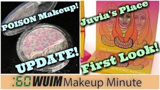 Justice Teen Makeup POISON UPDATE! + Juvia