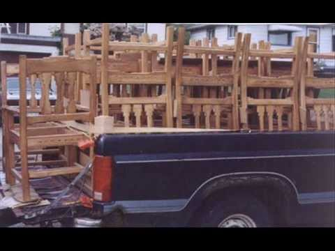 Furniture by Beattie Woodwork 2.wmv