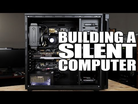 Building A Silent Computer