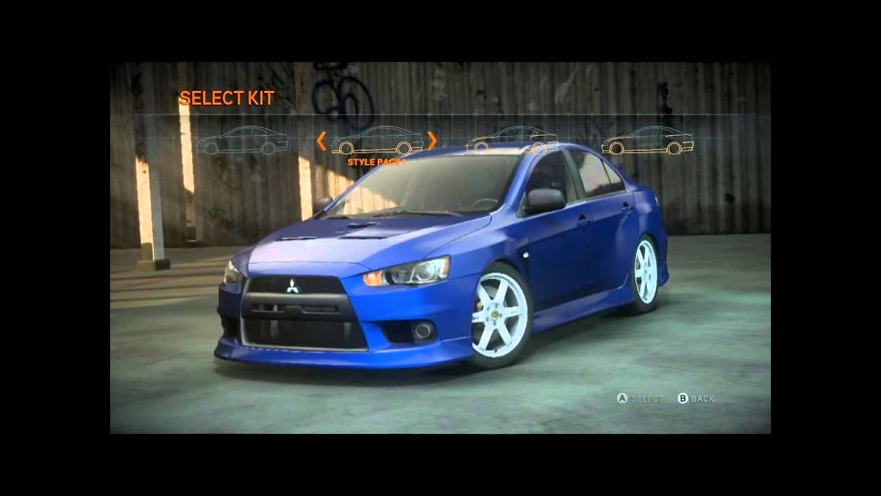 Customizing Car Games Xbox