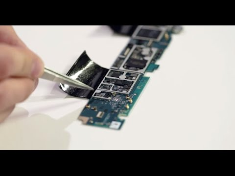Opening up Sony's Android Tablet, the Xperia Z2 Tablet