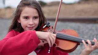 Believer - Imagine Dragons - Violin Cover by Karolina Protsenko