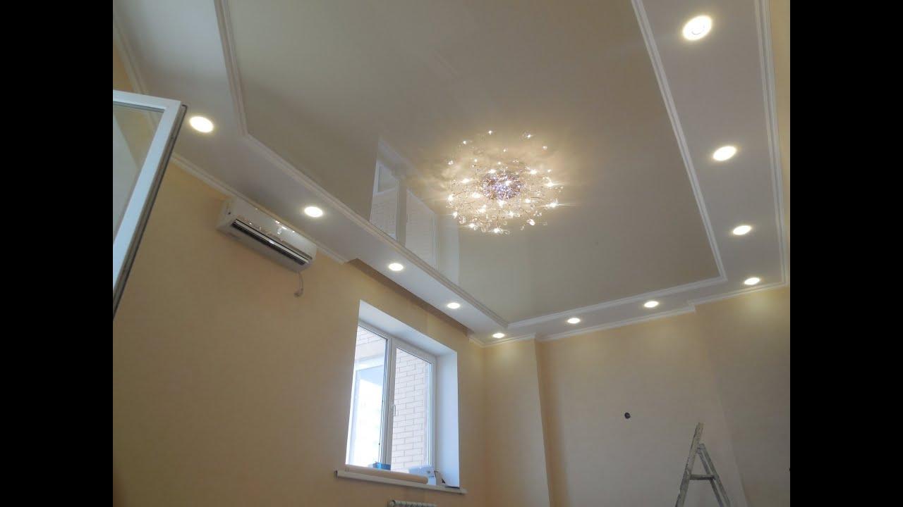 Стеклянный потолок своими руками Строительный портал 11