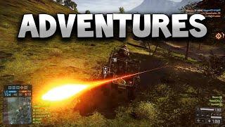 Battlefield 4 Phantom Bow OP - Adventures 8