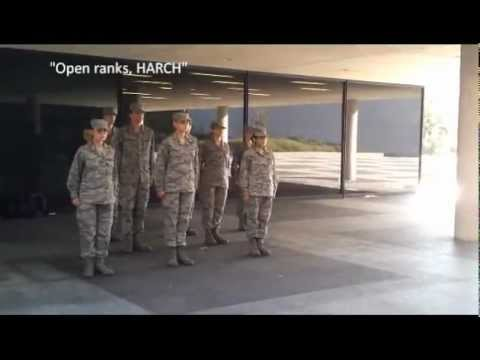 AFROTC Detachment 825 ORI Procedures