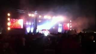 Swedish House Mafia - Don't you worry child exclusive live rip @ MKB 14/07/12