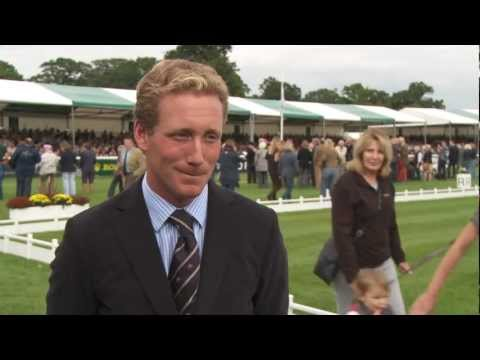 The Land Rover Burghley Horse Trials 2011 Trot Up & Preview