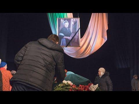 В Казани простились с народной артисткой Татарстана Исламией Махмутовой