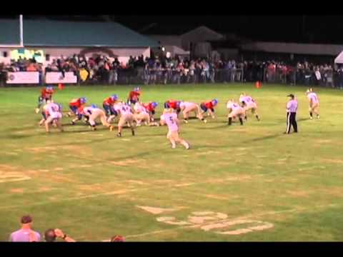 Andre Patton St. Elizabeth High School Defense Compilation 2012