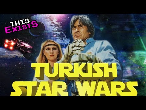 Turkish Star Wars! Korean Tron! Japanese Planet Of The Apes! video