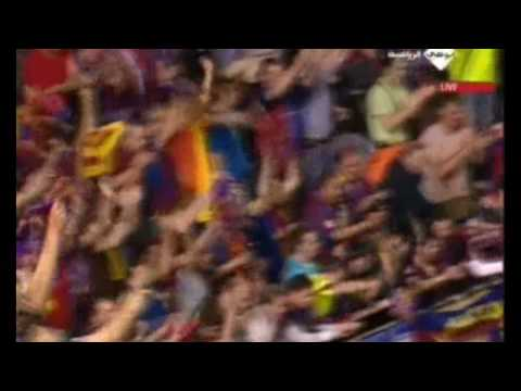 Barcelona 4-1 Athletic de Bilbao   [HD]   All Goals (Final Copa del Rey) May 13 2009