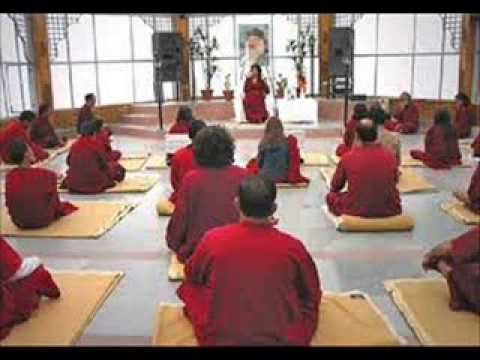 Speech in Tamil regarding Vipassana Meditation Technique in Malaysia Radio Telecast - 2012