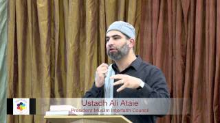 How to make dawah to non-muslims – Ustadh Ali Ataie