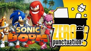 Sonic Boom - Boom or Bust (Zero Punctuation)