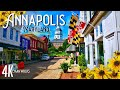 Annapolis Maryland | A walk in Maryland's waterfront Capital City.