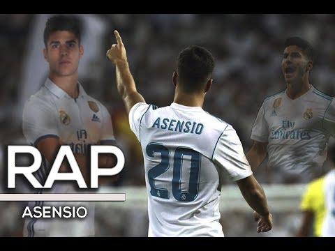 RAP DO ASENSIO   REAL MADRID  TRIBUTO 64º  KANHANGA SPORTRAP thumbnail