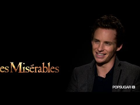 Eddie Redmayne on Young British Actor Clique With Robert Pattinson
