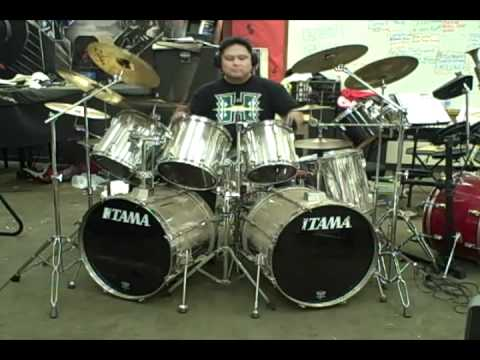 Hot Potato By The Wiggles Drum Cover By Myron Carlos video