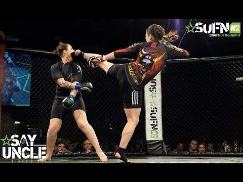 Brutal Knock Out - Womens MMA KO